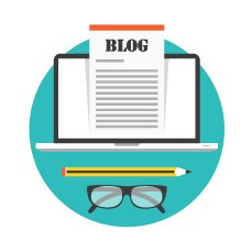 Image depicting a blog for Sourmash Internet article about why you should write a blog